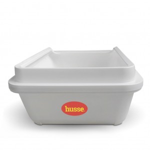 Husse Cat Litter tray, White